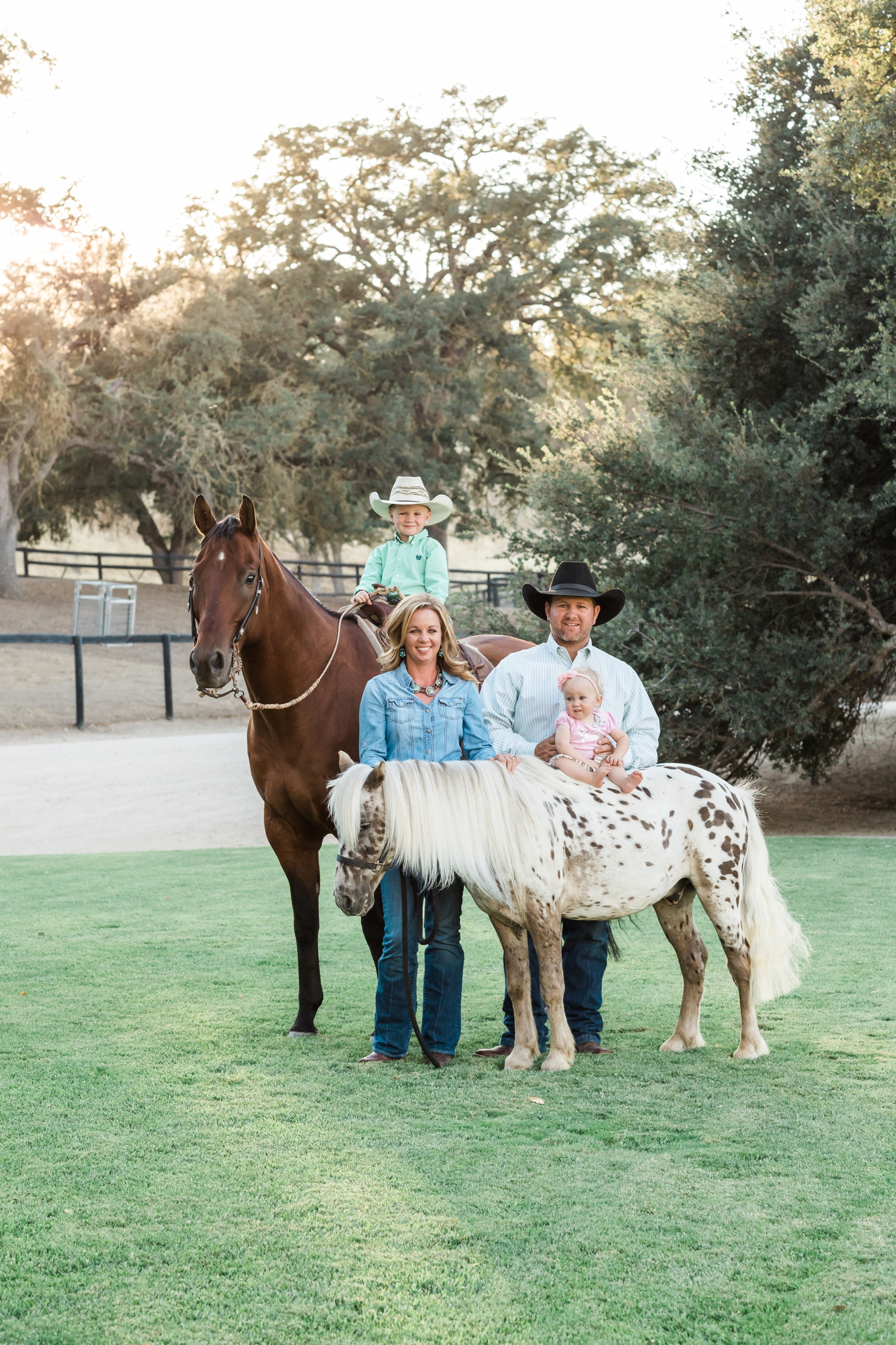 Santa Ynez Horse And Rider Session Elizabeth Hay Photography
